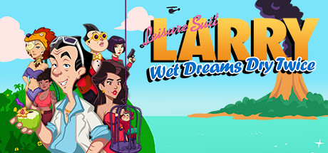 Leisure Suit Larry Wet Dreams Dry Twice Download Free PC Game
