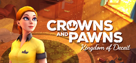Crowns and Pawns: Kingdom of Deceit Free Download PC Game