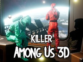 Killer Among Us 3D Game Download Free for Mac & PC