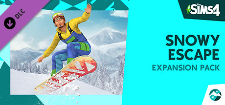 The Sims 4 Snowy Escape Expansion Pack Game Download for Mac